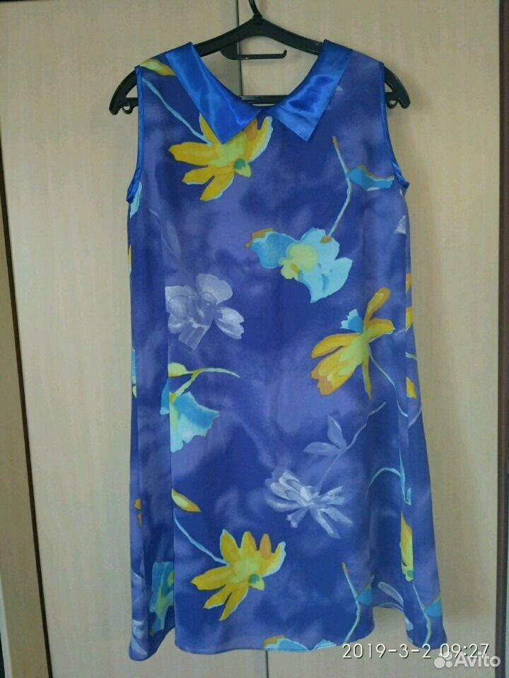 Платье женское, размер 44  89051365952 купить 2