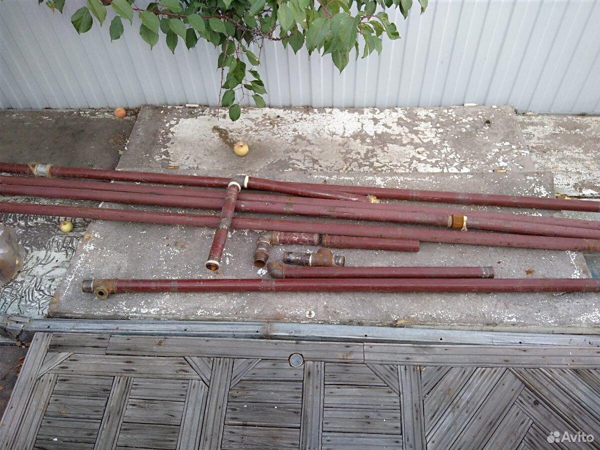 Труба 40 для отопления с резьбой  89172105815 купить 1
