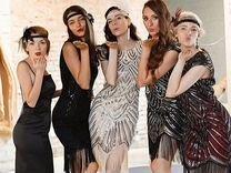 21bfdd0fe70 платье в стили гэтсби - Купить одежду и обувь в Москве на Avito