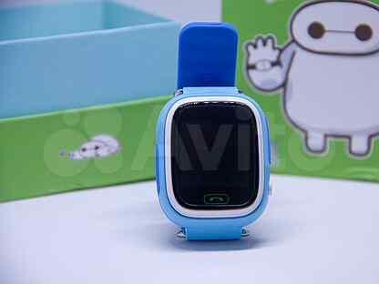 Умные детские часы Smart Baby Watch Q90 гарантия