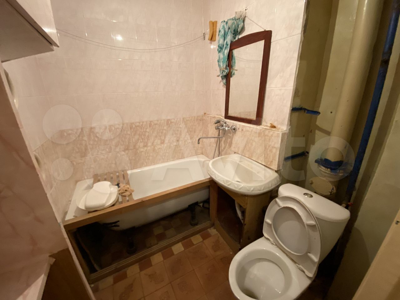 1-к квартира, 31.8 м², 1/2 эт.  89176119095 купить 5