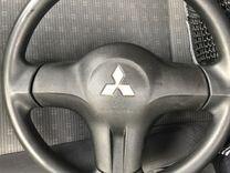 Руль Mitsubishi Lancer 9 с airbag