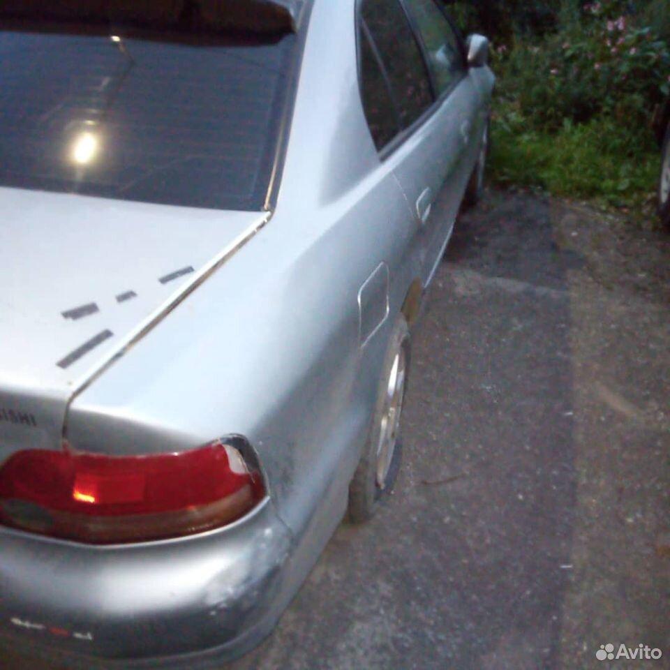 Mitsubishi Galant, 1998  89098396705 купить 4