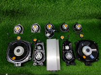 Logic 7 (Top Hi-Fi DSP ) для бмв х5 е70. Комплект