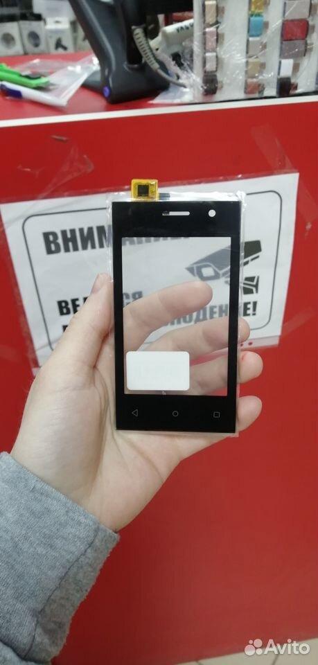 Touch Highscreen Pure J (черный)  89003081353 купить 2