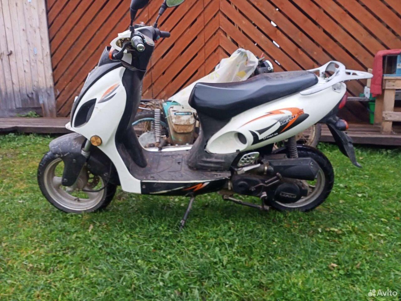 Продам скутер lifan  89210756272 купить 1