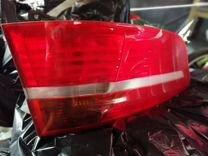 BMW X6 E71 задние фонари