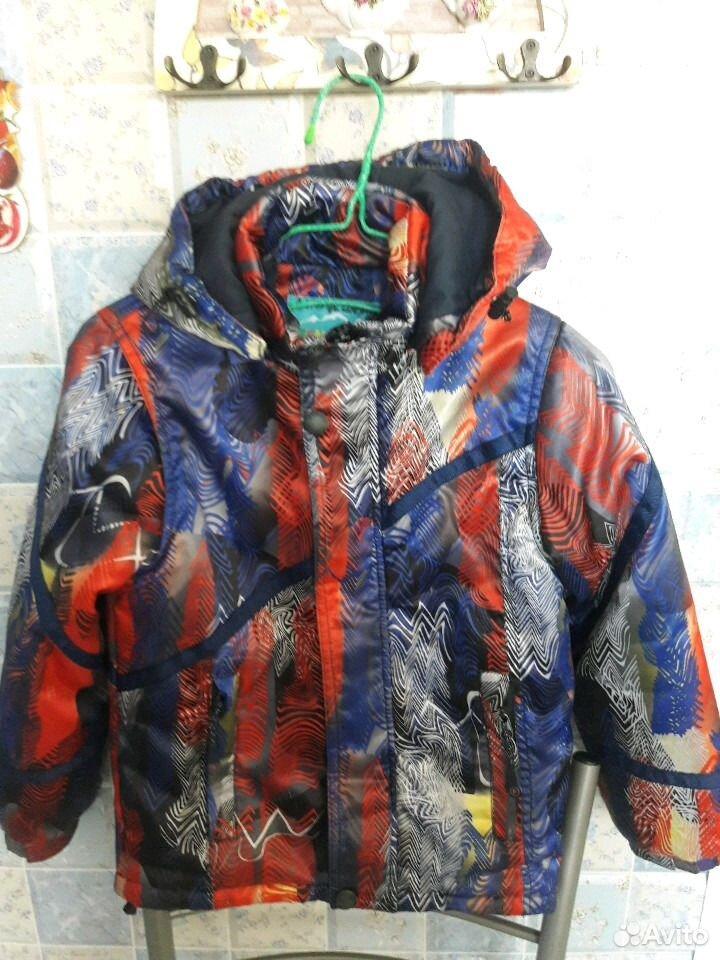 Куртка демисезонная  89221182009 купить 1