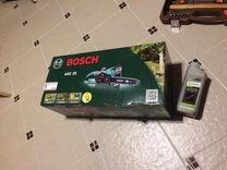 Новая пила Bosch ake 35 электрическая цепная